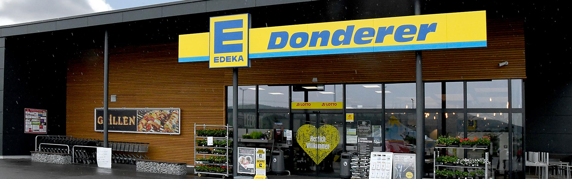 EDEKA Donderer in Bettringen